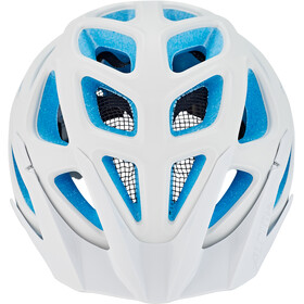 Alpina Mythos 3.0 L.E. Casco, white-blue
